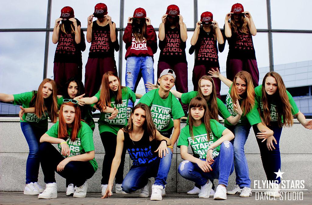 Школа уличных танцев в Минске