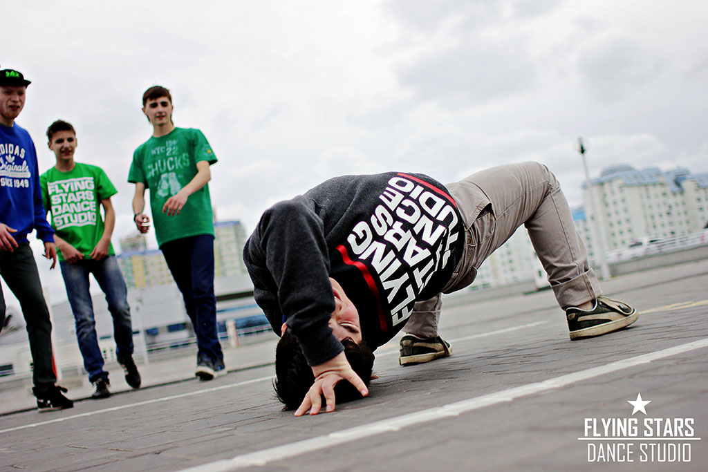 Школа брейк-данса - Минск
