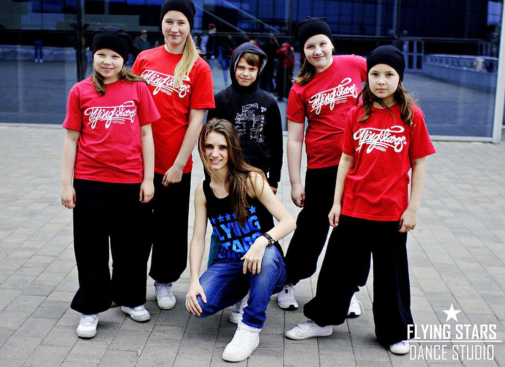 Юниоры - Хип-хоп