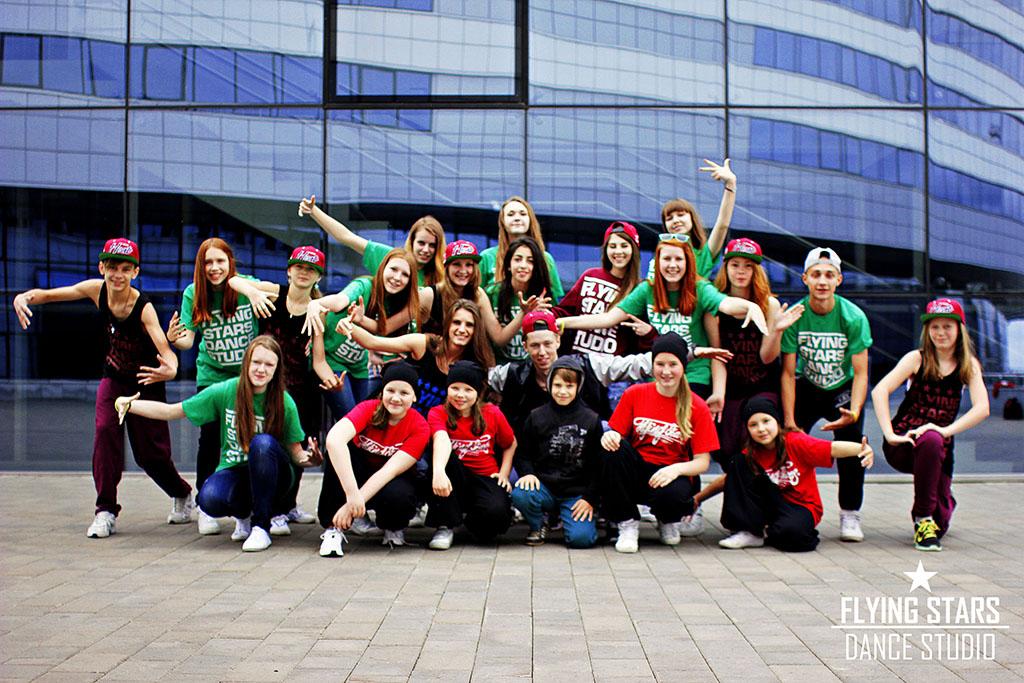 школа танцев FS (Минск)