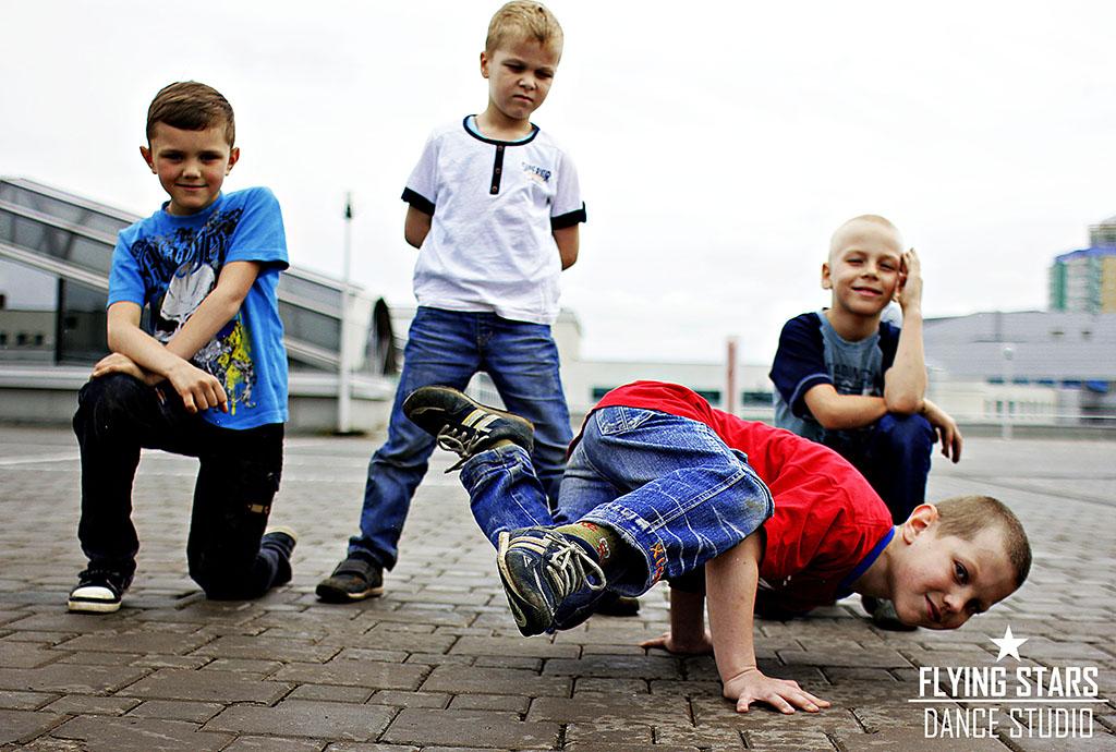 детская группа по брейк-дансу Хамко Александра