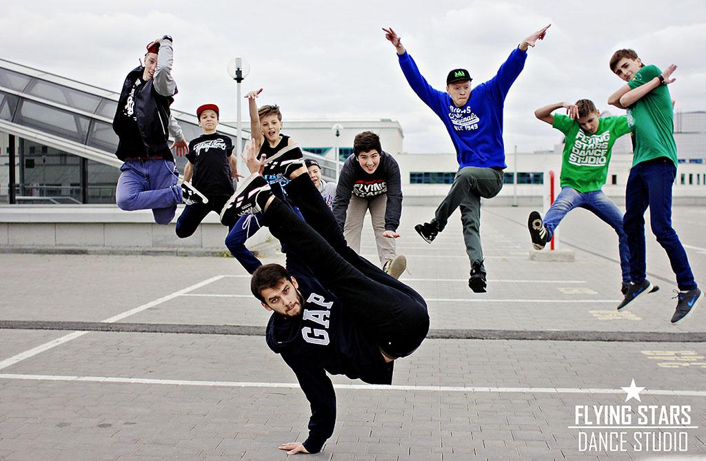 Школа брейк-данса в Минске