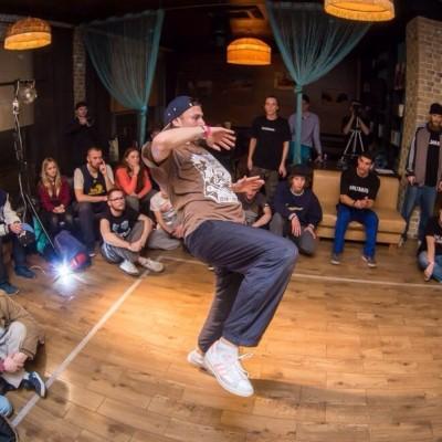 Преподаватель по хип-хопу в FS dance studio